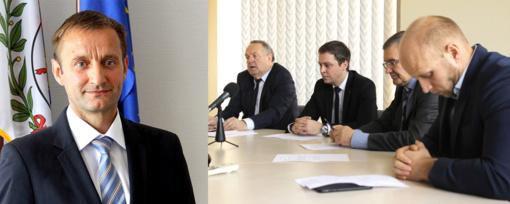 Komisija spręs dėl Tarybos narių ir mero apkaltos