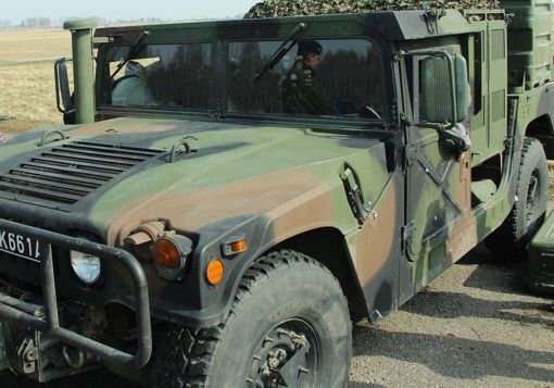 Jonavos, Kaišiadorių ir Elektrėnų rajonuose treniruosis NATO bataliono kariai