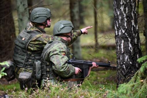 Šiaulių regione vyks karių savanorių pratybos (FOTO)