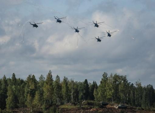 URM: du Rusijos kariniai orlaiviai pažeidė Lietuvos oro erdvę