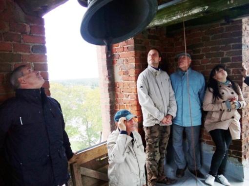 Uteniškiai dalyvavo Europos paveldo dienoms skirtuose renginiuose