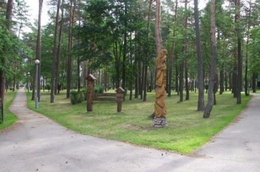 Į Varėną kvies atnaujintas miesto parkas