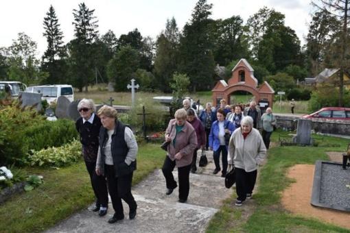 Biržuose paminėtos Europos paveldo dienos