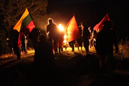 Biržiečiai kviečiami į Baltų vienybės ugnies sąšauką