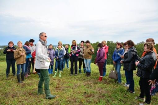 Anykščių regioninis parkas kvietė pažinti piliakalnius