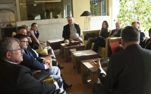 Socialdemokratai sprendžia, ar likti valdančiojoje koalicijoje (FOTO)