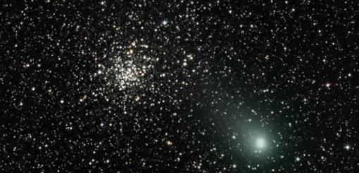 Girdžiškiai kviečia į Astronomijos naktį