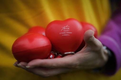Rugsėjo 24-oji - Pasaulinė širdies diena