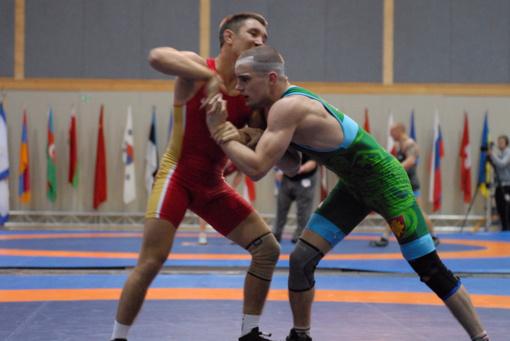 M. Knystautui - pasaulio kariškių imtynių čempionato auksas, J. Petravičiui ir D. Domikaitytei - bronza