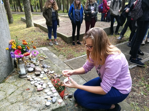 Paminėta Lietuvos žydų genocido aukų atminties diena