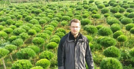 """Universitetą Olandijoje į studijas tėvynėje iškeitęs alytiškis savo žingsniu neabejoja: savo """"medį"""" turi auginti ten, kur tavo šaknys..."""