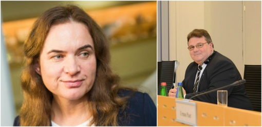 M.Vainiutė ir L.Linkevičius lieka Vyriausybėje