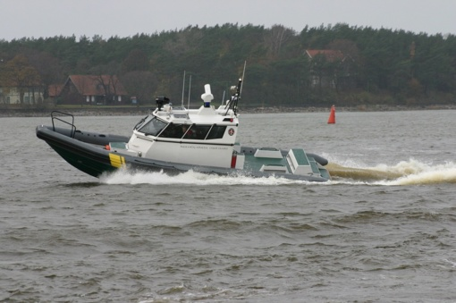 Pasieniečiai gelbėjo į Kuršių marias valtimi išplaukusį vilnietį