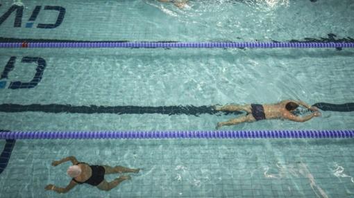 Gegužę moksleivių lauks baseinai ir galimybė įsivertinti plaukimo įgūdžius
