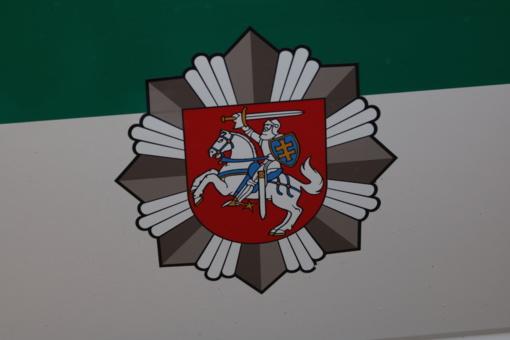 Kauno rajone susidūrė du vilkikai