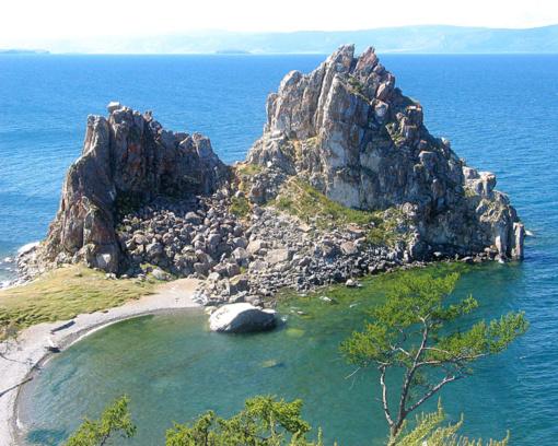 Baikalo ežeras virs vandenynu?