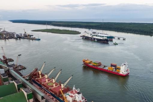 Į Lietuvą atplaukė antrasis SGD krovinys iš JAV