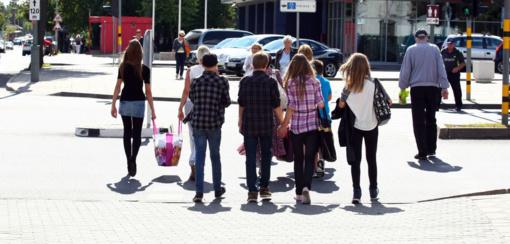 6 taisyklės, kurios padės vaikams būti saugiems kelyje