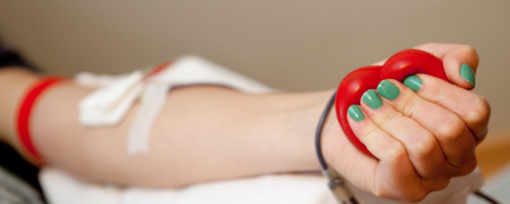 Ligoninėse senka kraujo atsargos