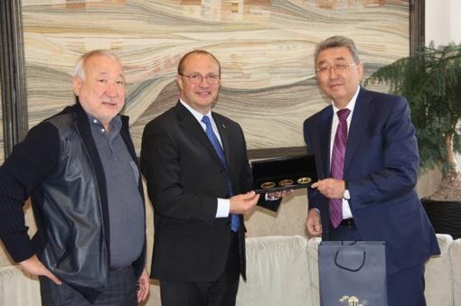 Druskininkuose lankėsi verslininkai iš Kazachstano