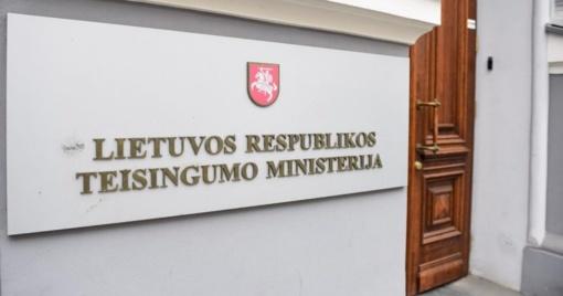 Teisingumo ministrė atleido Molėtų notarę
