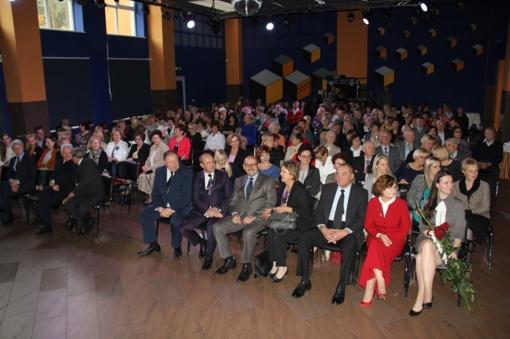 Pagerbti Druskininkų savivaldybės mokyklų mokytojai