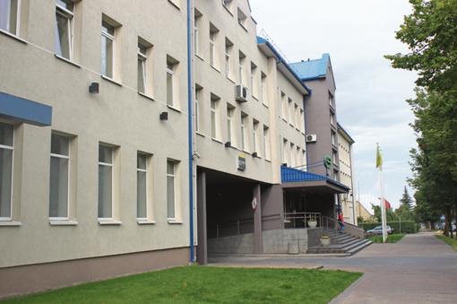 Šiaulių apylinkės teismas keliasi į naujas patalpas