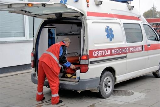 Ligoninėje dėl nudegimų atsidūrė maža mergaitė
