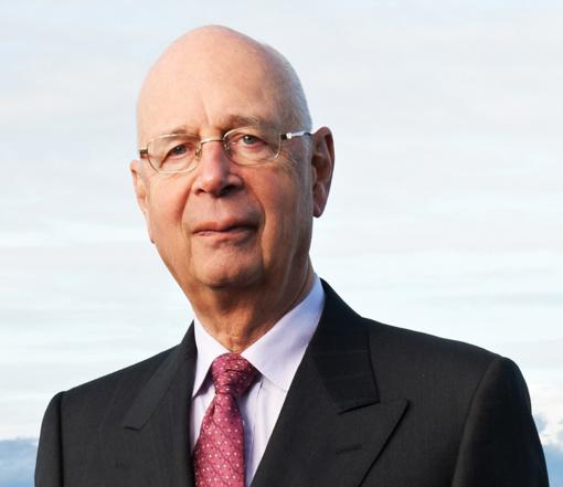 Pasaulinė ekonomikos žvaigždė profesorius Klausas Schwabas atvyksta į Kauną