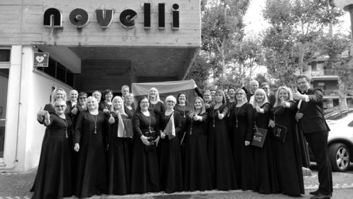 """""""Canticum novum"""" choras įvertintas Italijoje vykusiame konkurse"""