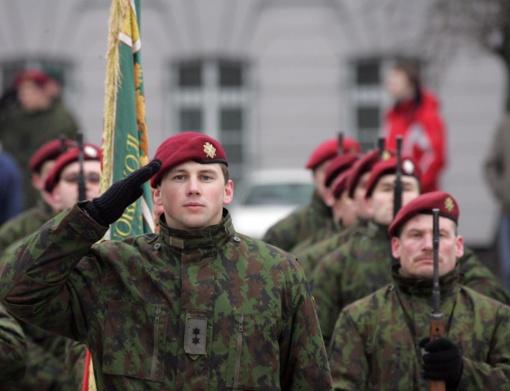 Lietuvos gynybos biudžetas kitąmet turėtų siekti 2,006 proc. BVP