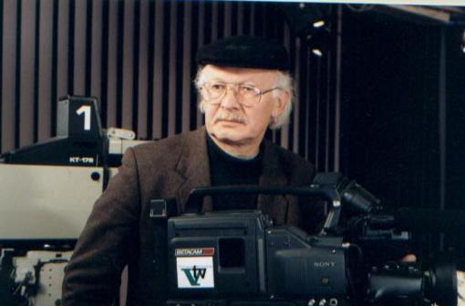 Žinomas kino operatorius J. Tomaševičius jubiliejinį kūrybos vakarą rengia muziejuje
