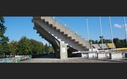 Vilniaus sporto rūmams - 1,4 mln. eurų, Kauno stadionui - lėšų nenumatyta