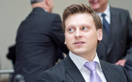 Iš Vilniaus vicemero pareigų atleistas V. Benkunskas