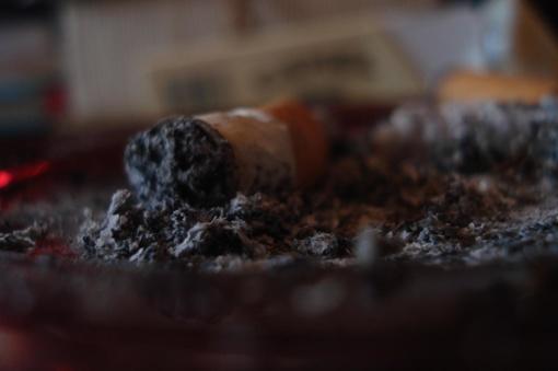 Didinamas tabako akcizas