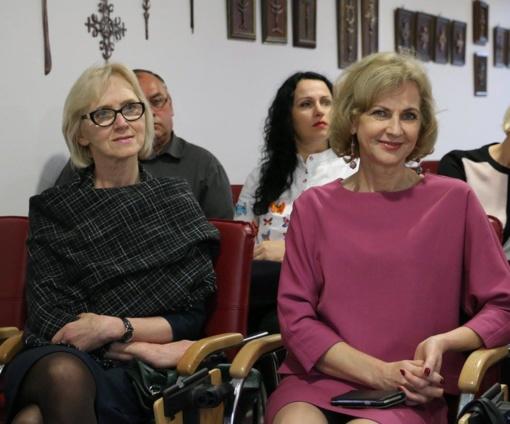 """Alytuje vykusiuose """"Kultūros pusryčiuose"""" viešėjo ir Marijampolės kultūros darbuotojai"""