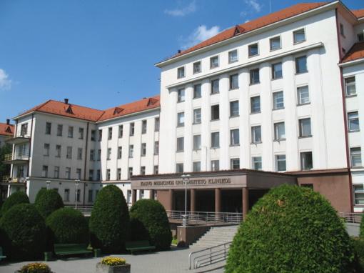 Santaros ir Kauno klinikos imasi lyderystės padedant šalies gydymo įstaigoms kovoje su koronavirusu