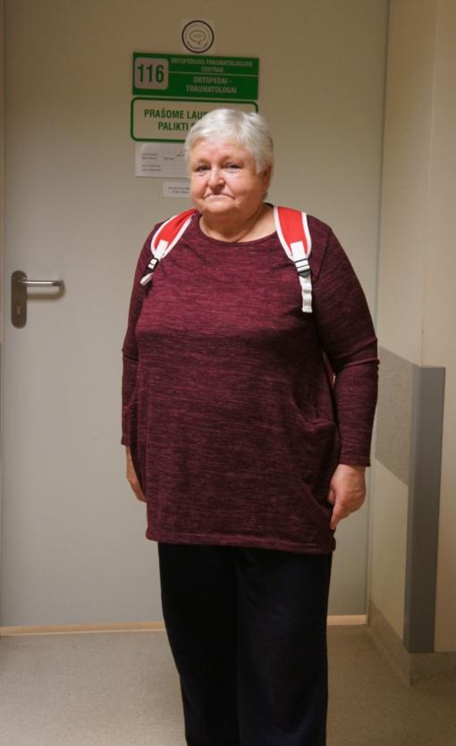 Respublikinėje Šiaulių ligoninėje jau implantuojami modernūs endoprotezai