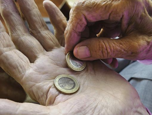 """Sodra"" jau moka senjorams didesnes pensijas"