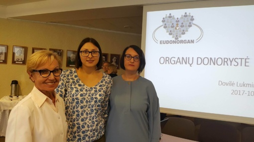 Panevėžio ir Šiaulių ligoninėse – jautrūs  pokalbiai apie organų donorystę
