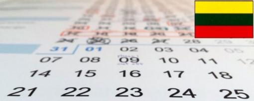 Atmintinų dienų sąraše gali atsirasti ir Pagarbos mokesčių mokėtojams diena