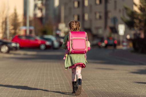 Dauguma moksleivių nuo pirmadienio į mokyklas negrįš