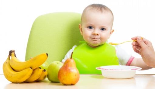 10 sveikiausių produktų kūdikiams