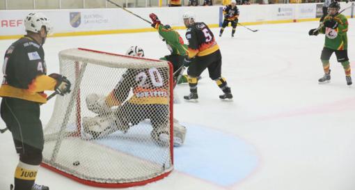 Baltijos taurės turnyre Lietuvos ledo ritulininkai kovos dėl pirmosios vietos