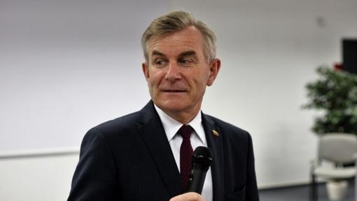 """Seimo Pirmininkas pasitiks simbolinio estafetinio bėgimo """"Už Jūsų ir Mūsų Laisvę"""" dalyvius"""
