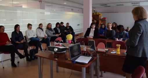 Bendradarbiaujančių socialinių partnerių specialistų susitikimas