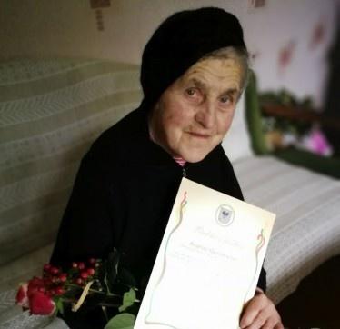 Įteiktas Biržų rajono savivaldybės mero padėkos raštas