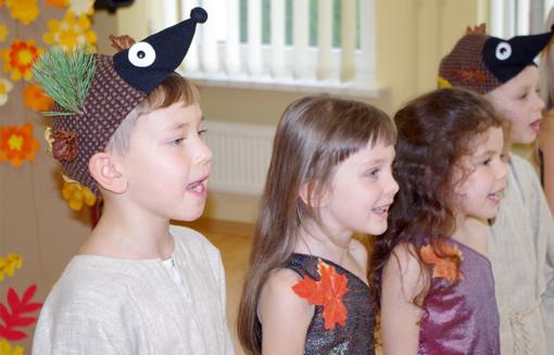 Muzikinė šventė pažėrė rudeninių melodijų