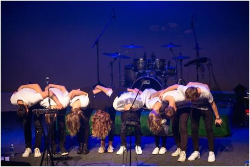 MaNNazz koncerte šiauliečiai nenusėdėjo savo kėdėse, grupė  sugebėjo sukelti ant kojų ir privertė šokti kiekvieną