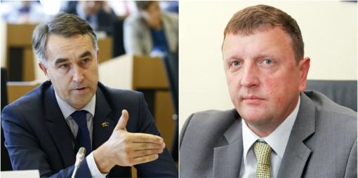 Iš Liberalų sąjūdžio vadovybės atsistatydino P.Auštrevičius, V.Gailius, M.Urmonas